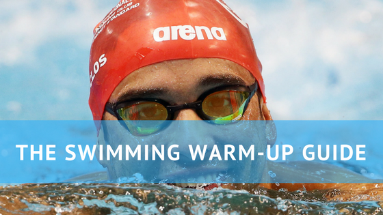swimming warm-up