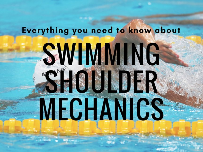 swimming shoulder mechanics