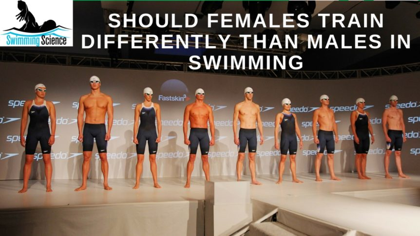 Should Females Train Differently Than Males in Swimming