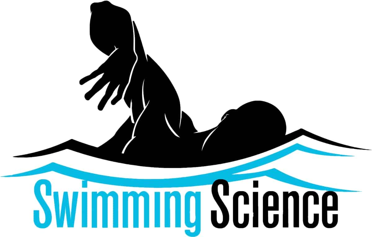 swimming science logo