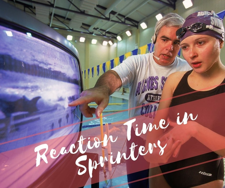 Reaction Time in Sprinters - Swimming Science