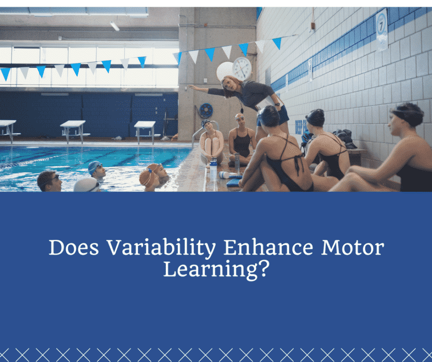 Does Variability Enhance Motor Learning