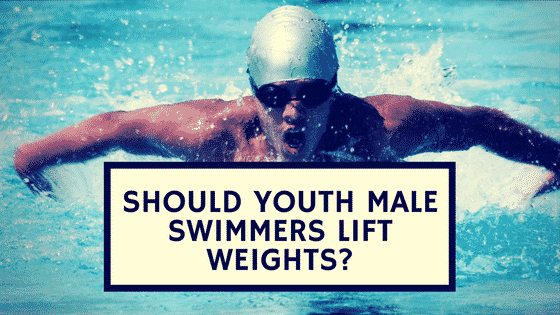 should youth swimmers lift weights