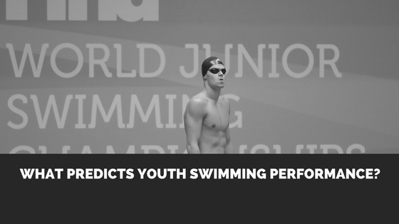 What Predicts Youth Swimming Performance