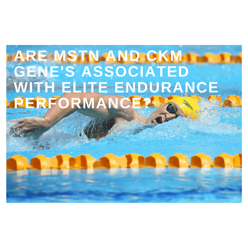 Are MSTN and CKM Gene's Associated With Elite Endurance Performance?