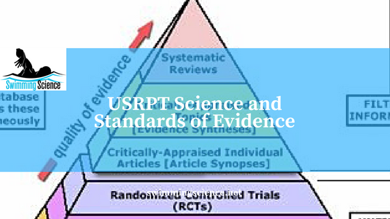 USRPT Science and Standards of Evidence