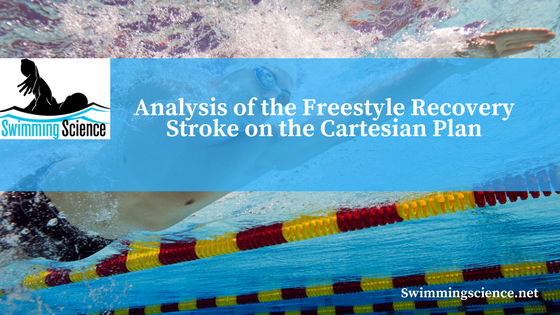 Analysis of the Freestyle Recovery Stroke on the Cartesian Plan