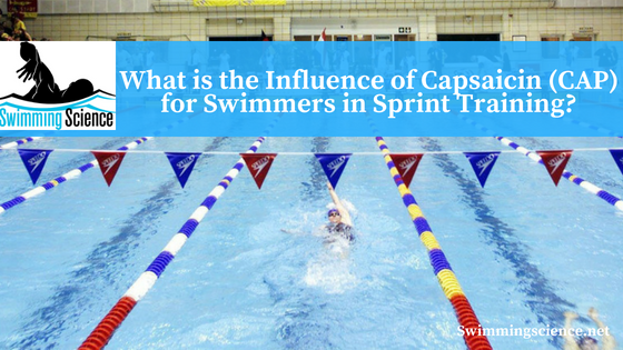 What is the Influence of Capsaicin (CAP) for Swimmers in Sprint Training?