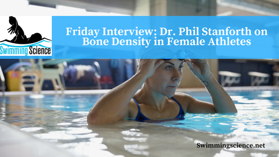 Friday Interview: Dr. Phil Stanforth on Bone Density in Female Athletes