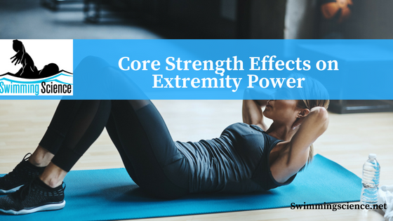 Core Strength Effects on Extremity Power