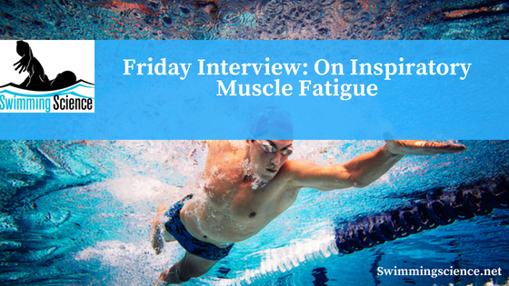Friday Interview: On Inspiratory Muscle Fatigue