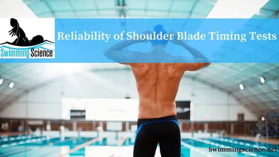 Reliability of Shoulder Blade Timing Tests