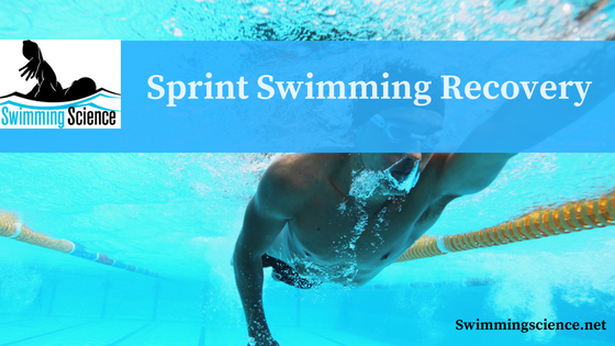 Sprint Swimming Recovery