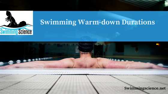 Swimming Warm-down Durations