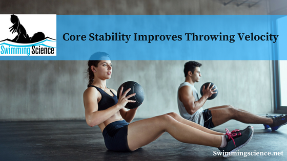 Core Stability Improves Throwing Velocity