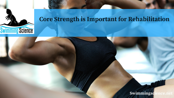 Core Strength is Important for Rehabilitation