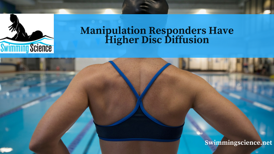 Manipulation Responders Have Higher Disc Diffusion
