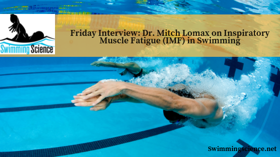 Friday Interview: Dr. Mitch Lomax on Inspiratory Muscle Fatigue (IMF) in Swimming