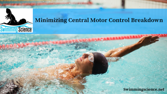 Minimizing Central Motor Control Breakdown