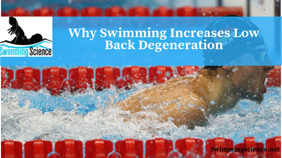 Why Swimming Increases Low Back Degeneration